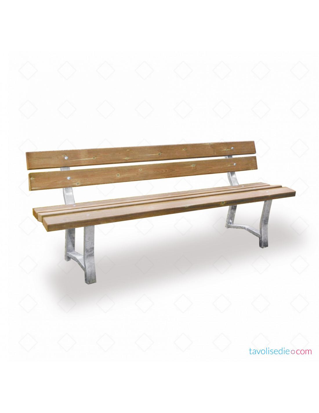 Panchina da esterno ghirla for Ikea panchina esterno