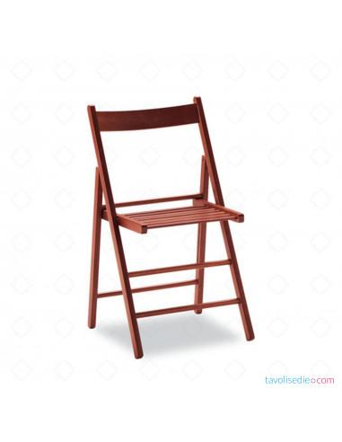 Sedie pieghevoli salvaspazio funzionali e comode a prezzi ...