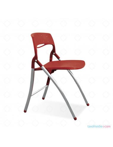 Sedie pieghevoli salvaspazio funzionali e comode a prezzi for Sedie pieghevoli prezzi