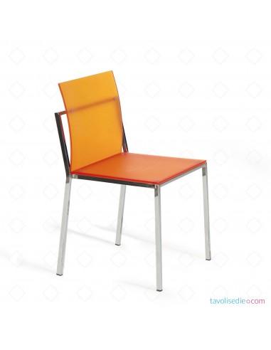 Sedia lsd with sedie trasparenti - Sedia plexiglass trasparente ikea ...
