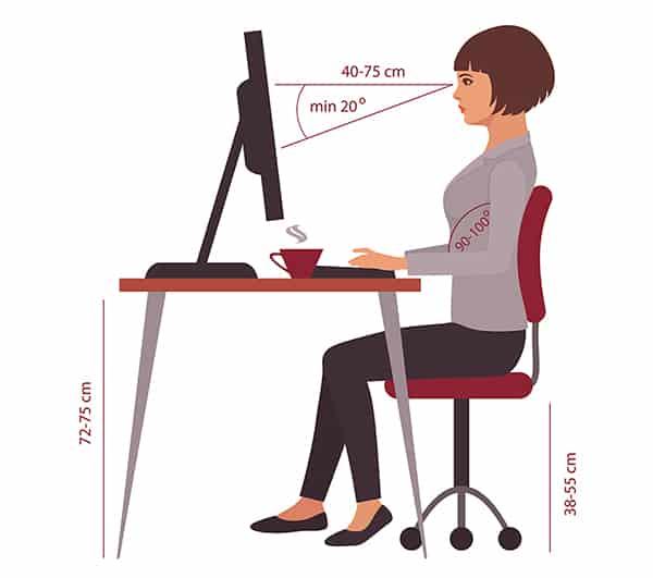 Come Funziona Una Sedia Ergonomica Caratteristiche E Consigli Pratici Tavolisedie Com Vendita Tavoli E Sedie Di Qualita A Prezzi Competitivi