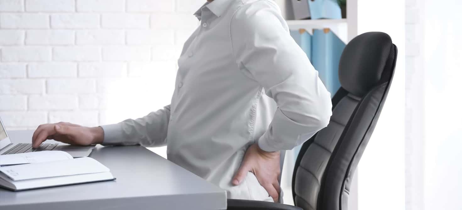 Benefici nell'utilizzo di una sedia ergonomica