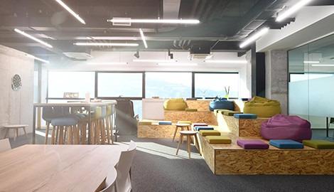 Allestisci Un Area Relax In Ufficio Rendi Il Tuo Spazio Di Lavoro Unico Tavolisedie Com Vendita Tavoli E Sedie Di Qualita A Prezzi Competitivi