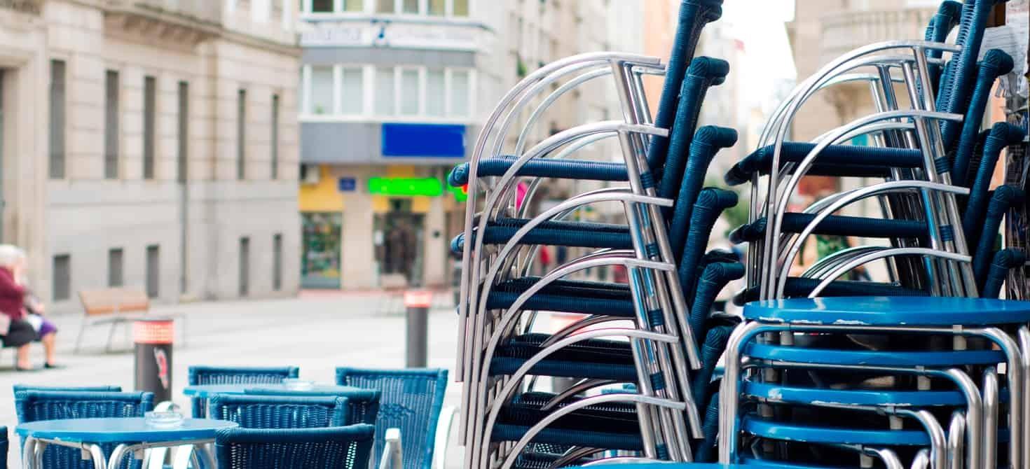 Le migliori sedie impilabili in alluminio da giardino ed ...